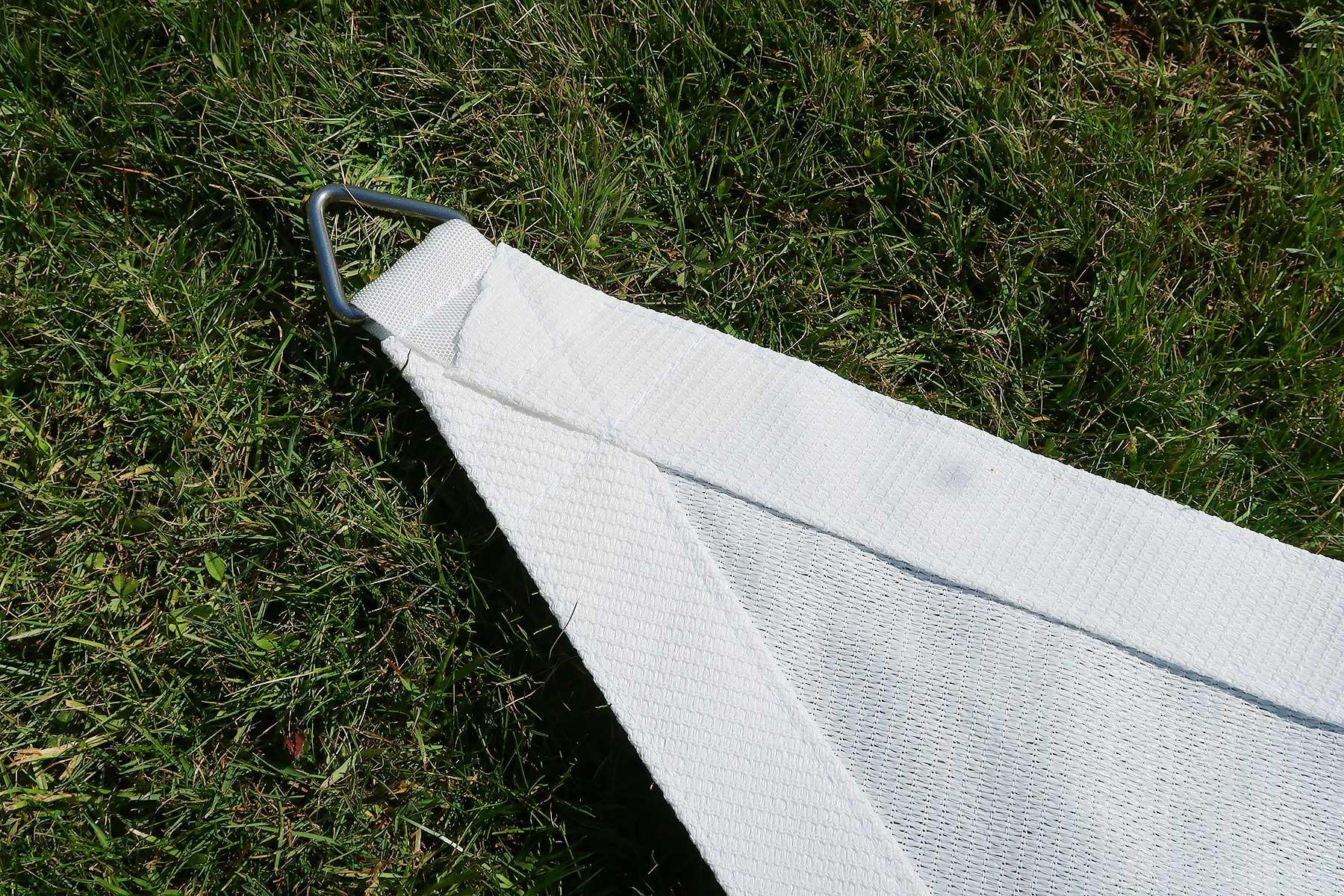 Trapez Sonnensegel Jane Wasserdurchlassig Winddurchlassig